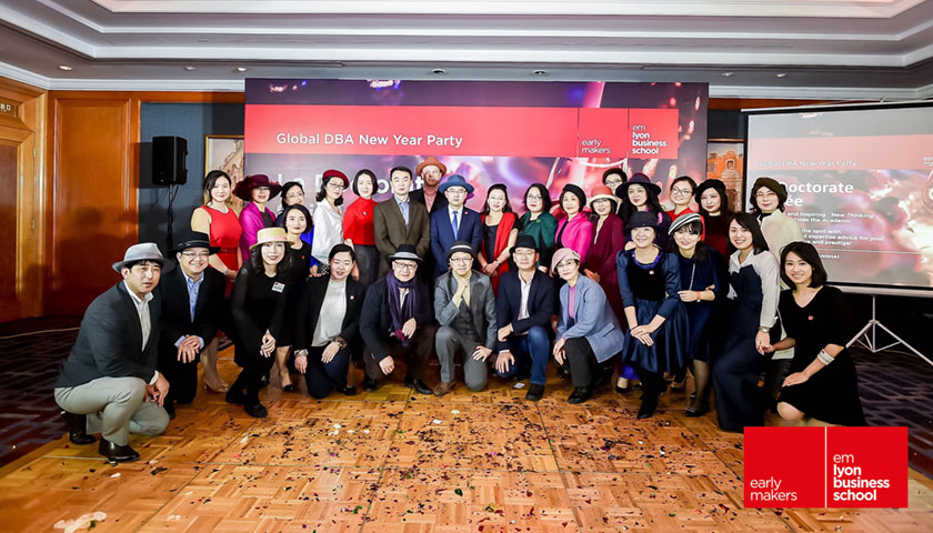 Let's review 2018 of the emlyon Global DBAers! (Ⅰ)