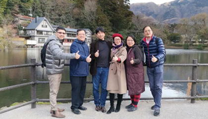 How wonderful emlyon Global DBA is enriched with a trip to Japan