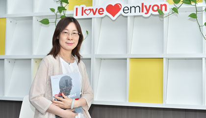emlyon GDBA Fang Jing: Embrace Challenges with Collaboration
