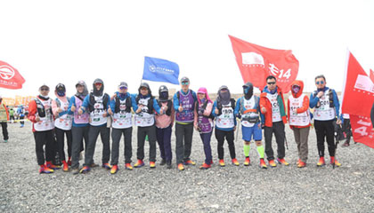 "emlyon ""ChuangCache"" Challengers Triumph at the 14th Gobi Challenge"