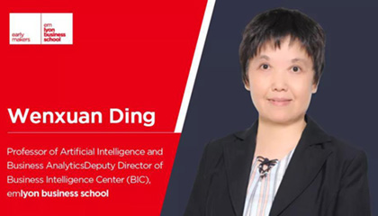 emlyon knowledge | Wenxuan Ding: AI-Empowered Digital Transformation and Restructuring Enterprises