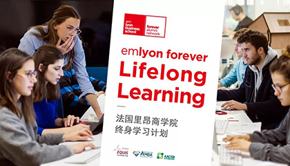 Back to School | emlyon Lifelong Learning First Experience